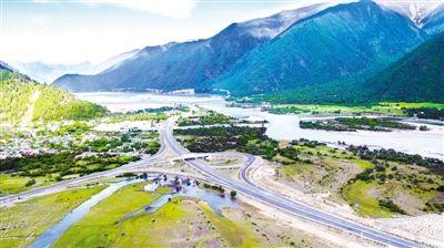 国道318线林芝至拉萨公路(二期)主体工程通过初验