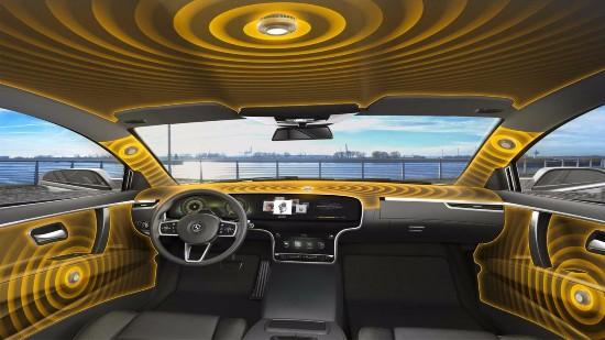大陆发布新型音响系统 汽车本身即扬声器