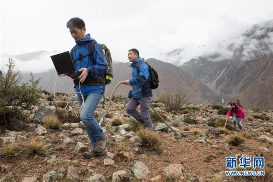 世界最险铁路川藏线背后的科研人员