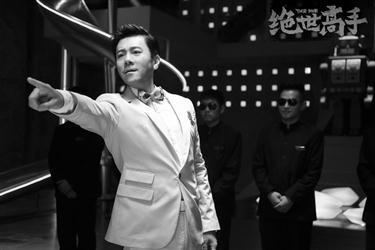 蔡国庆卖萌 要当90后的喜剧大叔