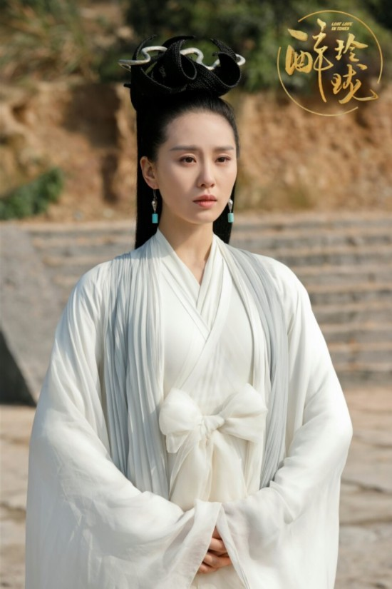 《 醉玲珑》里十大女神 最美的不是发际线太高的刘诗诗而是她(组图)