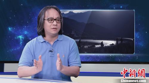 北京电影学院教授吴冠平