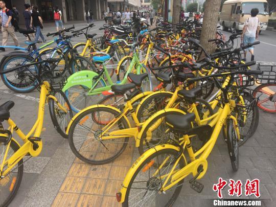 共享单车屡遭破坏西安官方发声将依法处罚