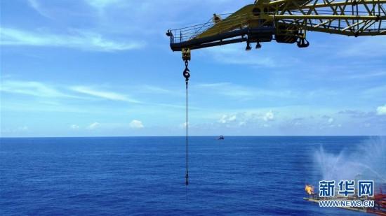(图文互动)(1)我国首次海域可燃冰试采结束并关井