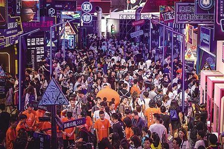 造物节现场 记者 张宇 摄-淘宝造物节 不卖商品只卖故事和创意