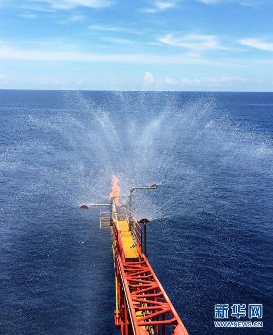 (图文互动)(2)我国首次海域可燃冰试采结束并关井