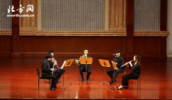 《仲夏·五月天》木管五重奏音乐会送去清凉