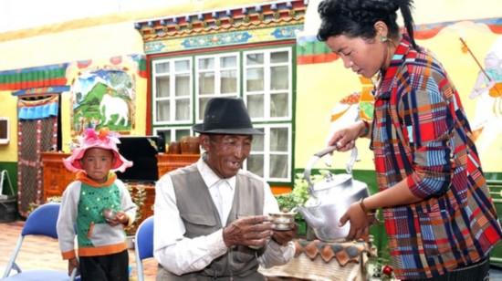 【中国梦·实践者】藏族护林员常年播种梦想 收获奇迹