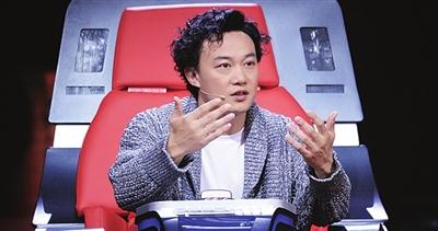 第二季《中国新歌声》将开播 陈奕迅:我不是战