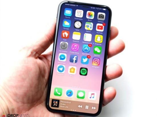 iPhone 8成苹果史上最贵:或升至1200美元