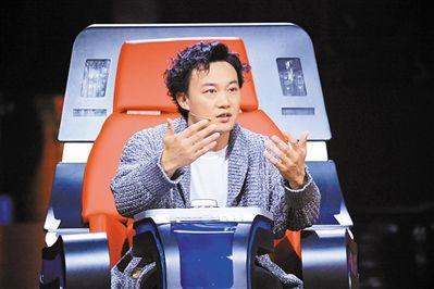《中国新歌声》第二季浙江卫视播出 陈奕迅这一点引起刘欢注意