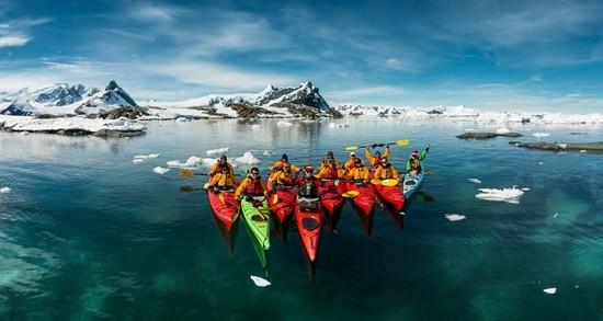 """赴南北极游客量增长明显旅行社纷纷发力极地旅游市场"""""""