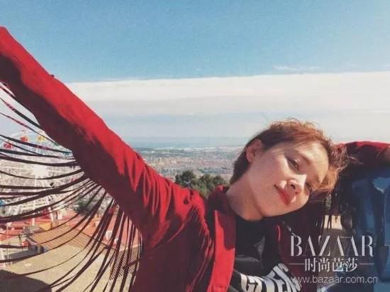 倪妮刘雯的拍照技巧=美颜相机,学会了随便拍都美
