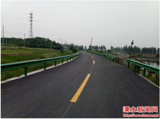 """南京溧水11条农村道路""""串""""起全域旅游环线"""