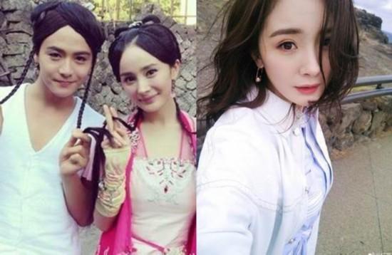 金子美穗被删除-杨幂和马天宇拥有超过12年好交情,俩人还在电视剧《古剑奇谭》中分
