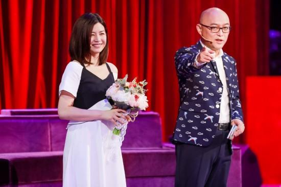 陈妍希加盟《了不起的孩子》 帮孟非加特效