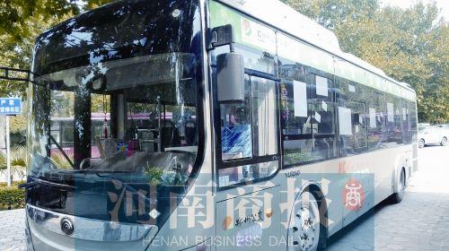 郑州定制公交有多方便 市民:不用转车还有座