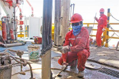 中国油企打破欧美垄断成科威特最大钻井承包商