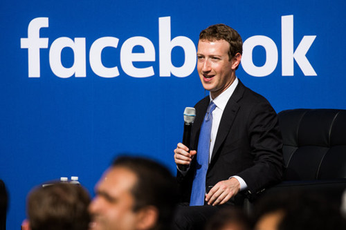 Facebook创始人扎克伯格