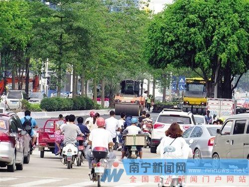 """南宁寻找大学路""""绕行达人"""" 首批最佳路线将发布"""