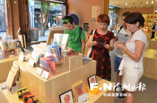 福州文创产业繁花似锦 发挥优势打造特色文创品牌