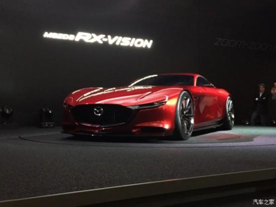 马自达(进口) 马自达RX-VISION 2016款 Concept