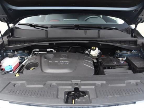 长安汽车 长安CS55 2017款 1.5T 自动顶配型