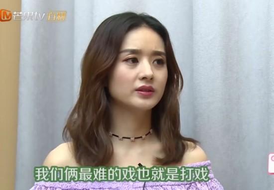 林更新赵丽颖身高差遭吐槽 赵丽颖回应她竟然这样说