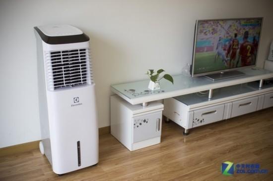 天热用空调扇?省电之前您可能会先中暑