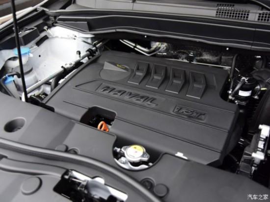 长城汽车 哈弗M6 2017款 1.5T 手动两驱精英型