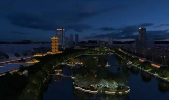 合肥23项夜景亮化工程今年启动 包公园或现灯光秀
