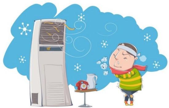 空调最低温度为啥是16℃?真相竟是这……