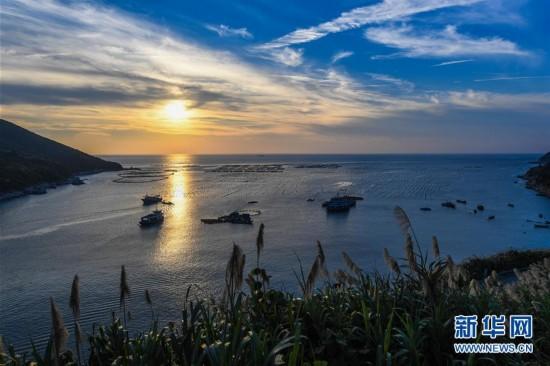 """""""碧海仙山""""南麂列岛的夏日美景"""