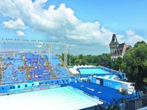 重温中匈体育情缘 畅游布达佩斯神奇之水