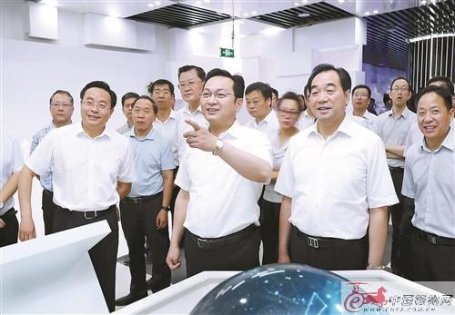 徐州102个重大项目开工 为经济转型注入新动能