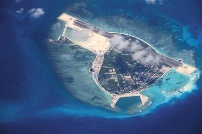 中国在南海永兴岛建电影院 每天至少播一部电影