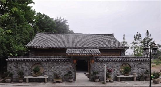 """金华一农村公厕成""""网红""""  不少游客慕名而来"""