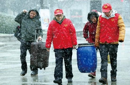 在浙江做志愿者 有这么多好处