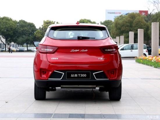 众泰汽车 众泰T300 2017款 基本型