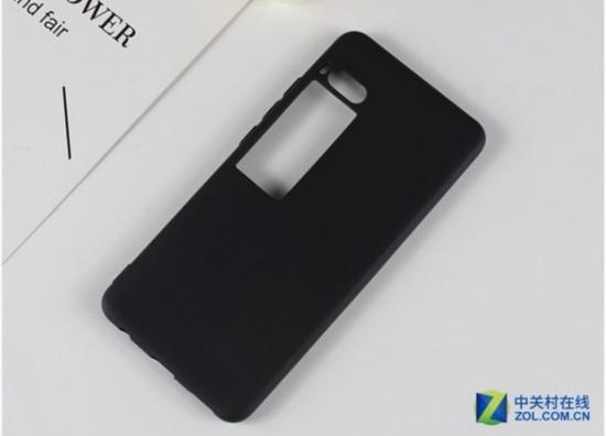 网络上现身的魅族Pro 7手机壳-关于魅族Pro 7背部画屏 这十件事你必图片