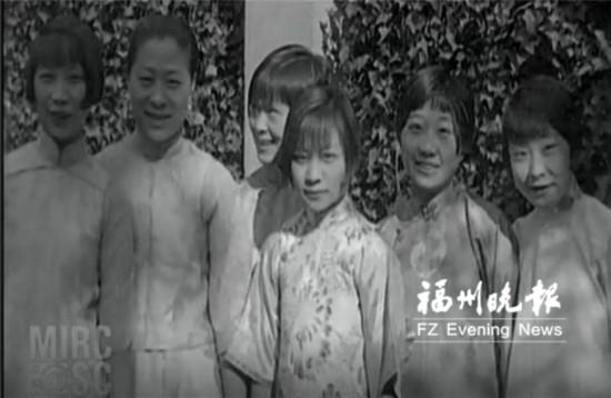 91年前赴美留学生视频曝光 拍摄地是当年冰心就读学校