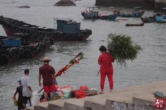 石獅229艘漁船出海開漁!