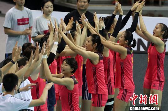 中国女排主力实力回归首战3:0力克劲敌巴西