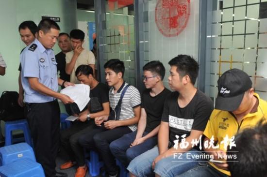 福州集中整治非机动车违法 送餐员违法通报企业