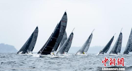 首个中国品牌国际帆船级别世界锦标赛将在瑞典举行