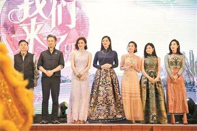 《我们来了》第二季将开播 关之琳蒋欣陈妍希都来了
