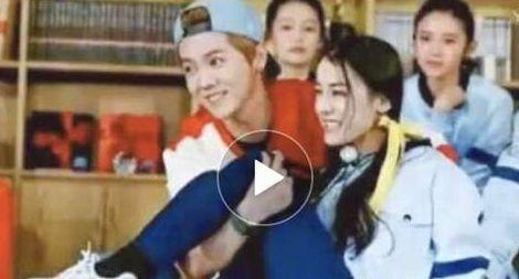 迪丽热巴发陆地夫妇CP视频称被盗号 网友:不