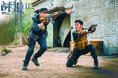 《战狼2》保底8亿元 北京文化董事长宋歌揭秘幕后