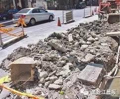 哈尔滨市杜绝长时间 晾沟 挖道工程完工后三日内恢复交通图片