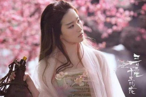 三生三世十里桃花大结局!电影版刘亦菲的白浅你们还看吗?
